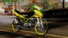 Jupiter Mx Drag v1 para GTA San Andreas