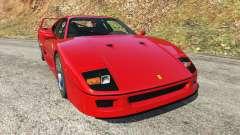 Ferrari F40 1987 v1.1