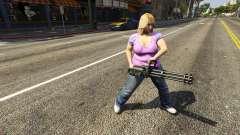 El levantamiento de los ciudadanos (Chaos Mode) 0.6.1 para GTA 5
