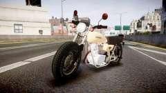 Honda CB-100 para GTA 4