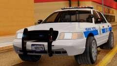 Police Ranger 2013 para GTA San Andreas
