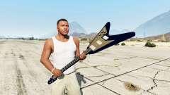 Guitarra Eléctrica Gibson Flying V para GTA 5