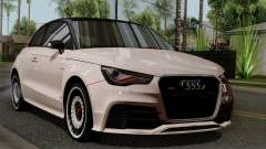Audi A1 Quattro Clubsport para GTA San Andreas