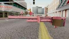 M60 SA Style para GTA San Andreas