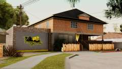 La casa de CJ