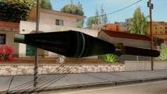 Original HD Missile para GTA San Andreas