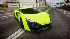 Lykan HyperSport 2014 [EPM] para GTA 4