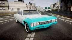 Chevrolet Impala 1967 Custom livery 1
