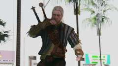 [The Witcher] Geralt para GTA San Andreas