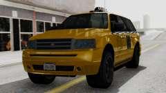 Vapid Landstalker Taxi SR 4 Style