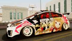 Toyota Prius JDM 2011 Itasha para GTA San Andreas
