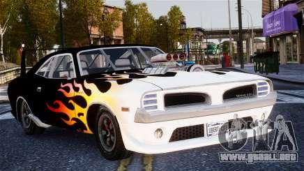 Patriot Vegas G20 Firebomb para GTA 4