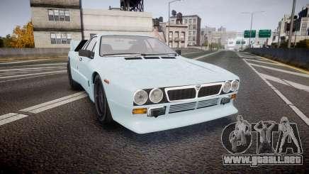 Lancia 037 Stradale 1982 para GTA 4