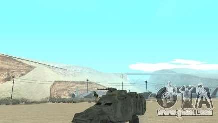 El APC 40 para GTA San Andreas
