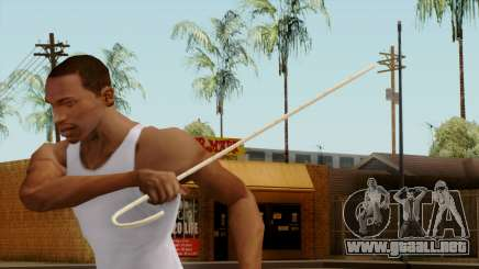 Original HD Cane para GTA San Andreas