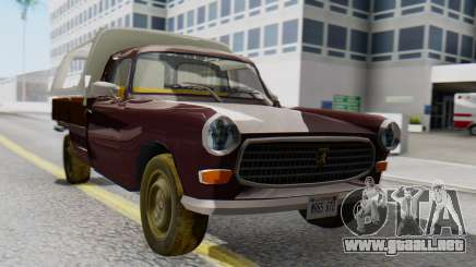 Peugeot 404 Camioneta para GTA San Andreas