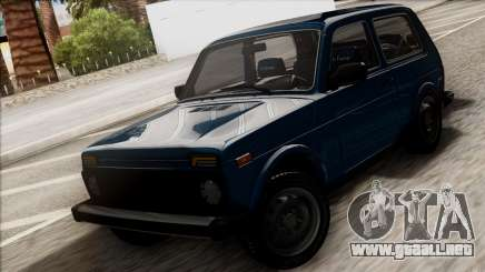 VAZ 2121 Niva BUFG Edición para GTA San Andreas