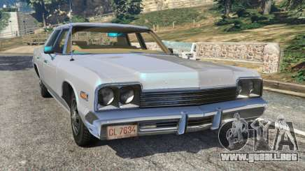 Dodge Monaco 1974 [Beta] para GTA 5