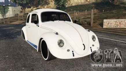 Volkswagen Beetle para GTA 5