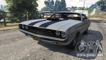 Dodge Challenger RT 440 1970 v0.8 [Beta] para GTA 5