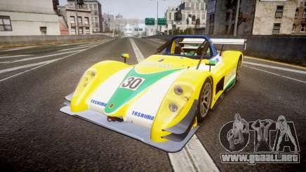 Radical SR8 RX 2011 [30] para GTA 4