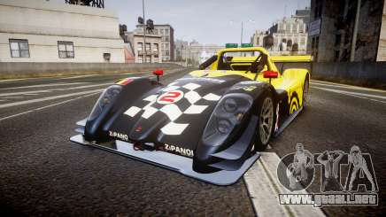 Radical SR8 RX 2011 [2] para GTA 4