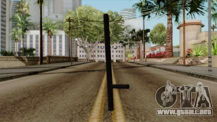 Original HD Night Stick para GTA San Andreas
