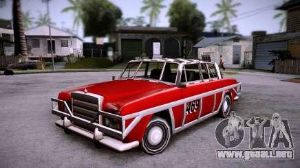 Stafford Derby para GTA San Andreas