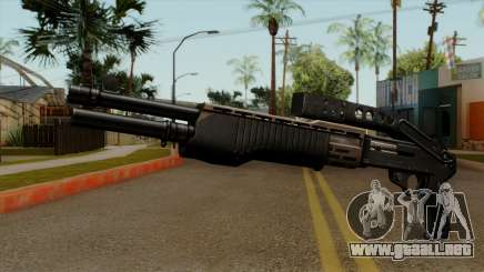 Original HD Combat Shotgun para GTA San Andreas