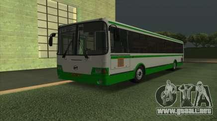 LiAZ 5293.00 para GTA San Andreas