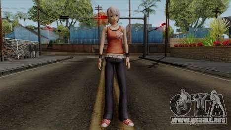 Ashley Robbins - The Another Code R para GTA San Andreas segunda pantalla