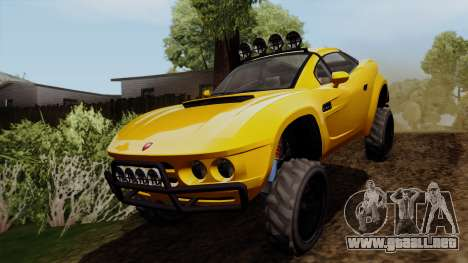 GTA 5 Coil Brawler para GTA San Andreas