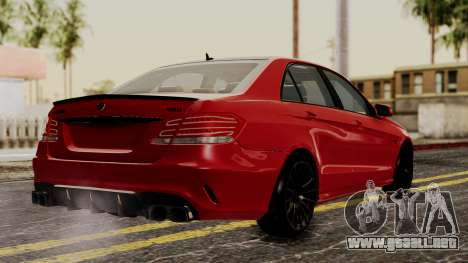 Brabus B900 para GTA San Andreas left