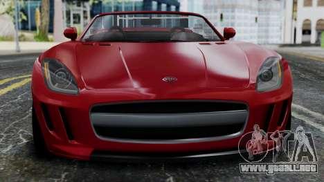 GTA 5 Benefactor Surano v2 IVF para visión interna GTA San Andreas