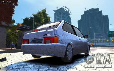VAZ 2113 para GTA 4 visión correcta