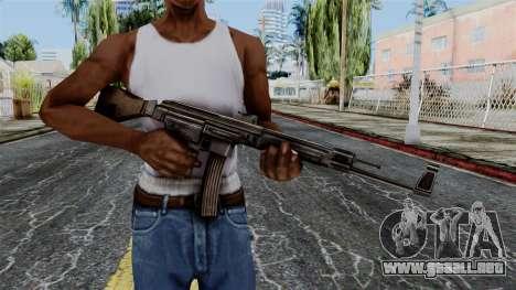 StG 44 from Battlefield 1942 para GTA San Andreas tercera pantalla
