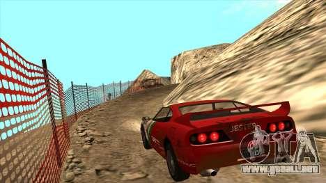Rally Jester para GTA San Andreas left