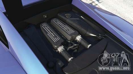 Lamborghini Gallardo LP 570-4 2011 Superleggera para GTA 5