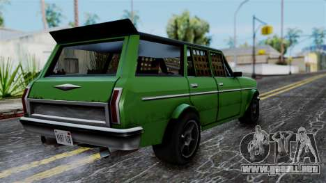 Drag-Perennial para GTA San Andreas left