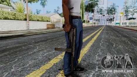 MP40 from Battlefield 1942 para GTA San Andreas tercera pantalla
