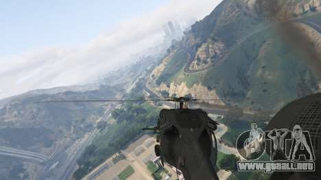 GTA 5 MH-60L Black Hawk noveno captura de pantalla