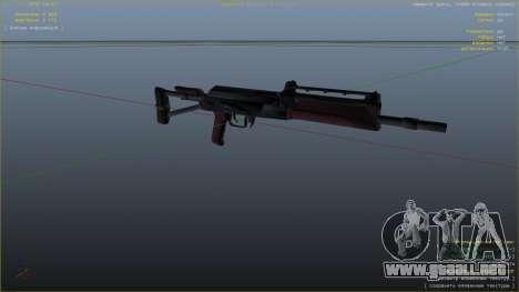 GTA 5 SAIGA de Battlefield 4 quinta captura de pantalla