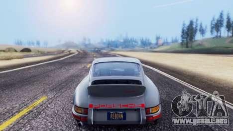 Project Reborn ENB Series para GTA San Andreas segunda pantalla