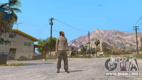 El Kukri para GTA 5