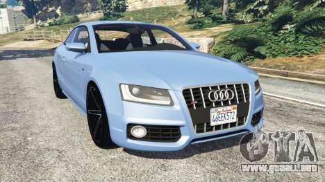 Audi S5 Coupe para GTA 5