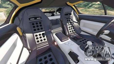 Rueda de GTA 5 Ford GT 2005 v1.1