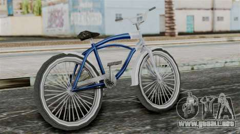 Aqua Bike from Bully para GTA San Andreas left