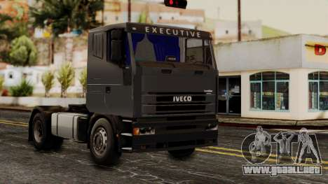 Iveco EuroStar Low Cab para GTA San Andreas