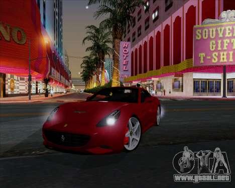 Vitesse ENB V1.1 Low PC para GTA San Andreas séptima pantalla