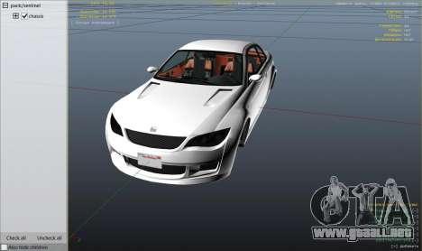 GTA 5 BMW M3 E92 Performance Kit [Beta] 0.1 vista lateral derecha